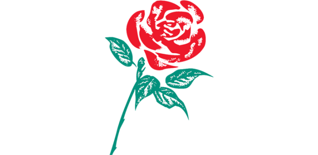 Labour-rose_logo
