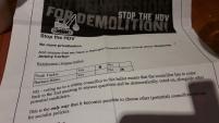 Stop HDV Leaflet 1